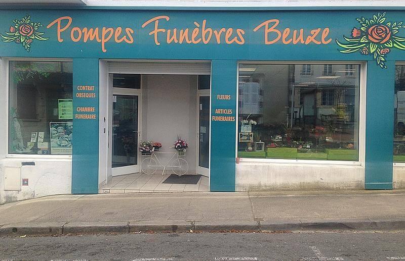 Photo - Pompes Funèbres Beuze - Boussac-Bourg